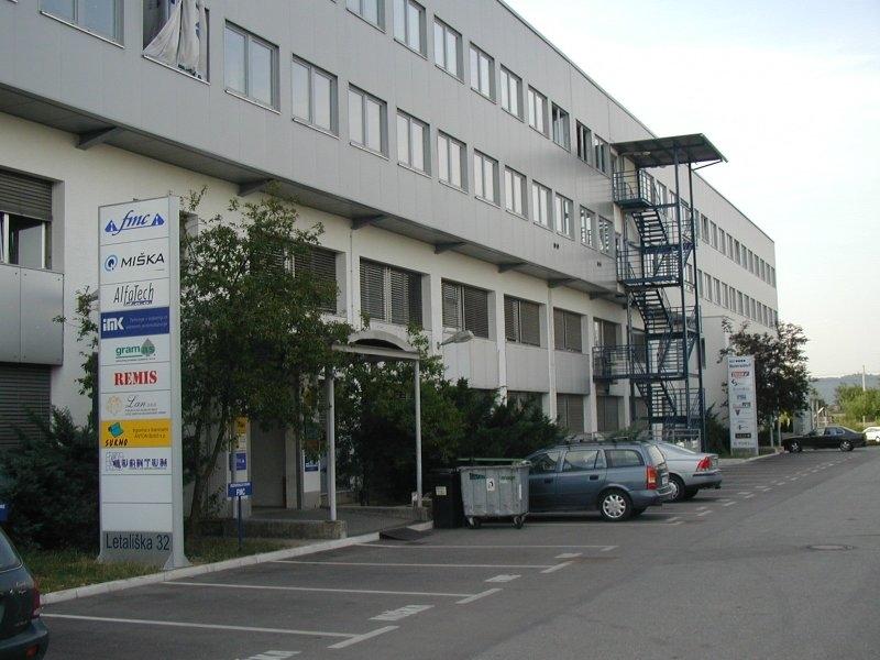 Lokacija podjetja