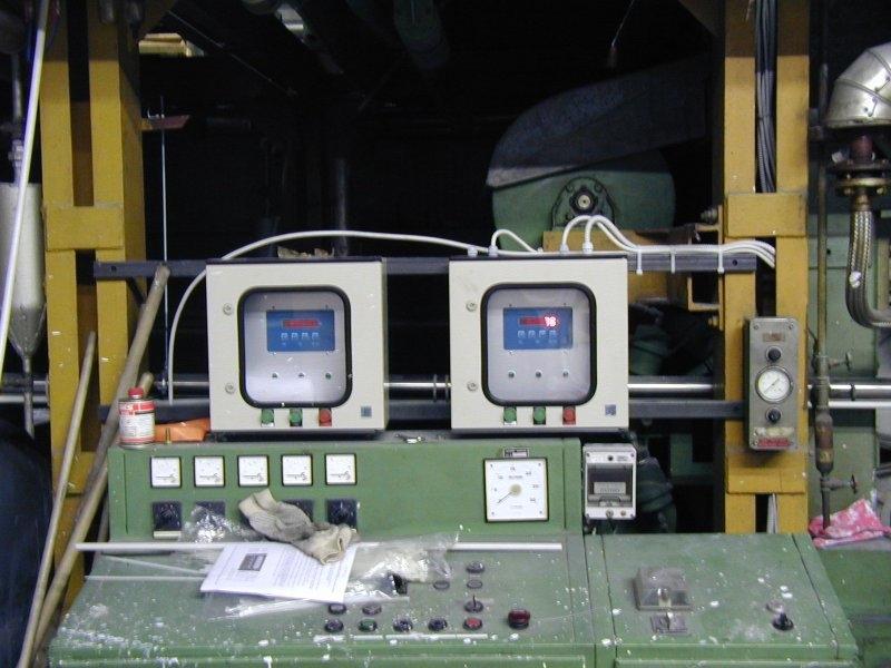 Polnjenje rezervoarjev v kemični industriji
